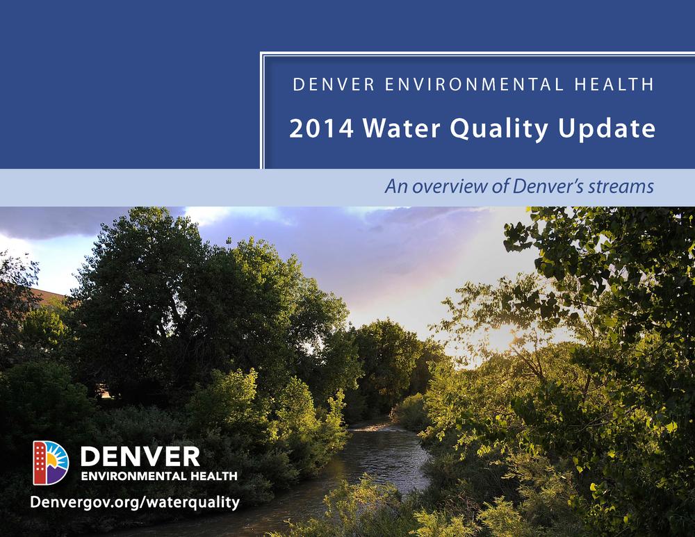 Water Quality:  Denver's Streams