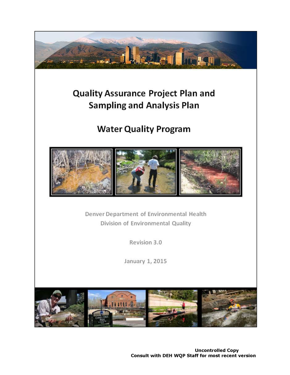Water Quality Program