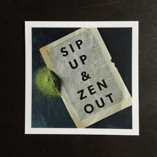 Sit Up and Zen Out