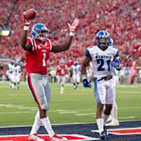 Ole Miss and the Memphis Tiger face off again