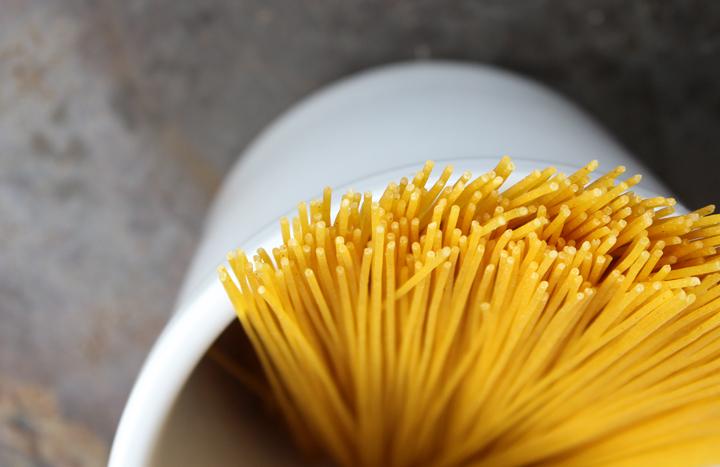 PlatedColor.com Quinoa Pasta 1