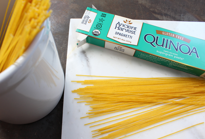 PlatedColor.com Quinoa Pasta 2