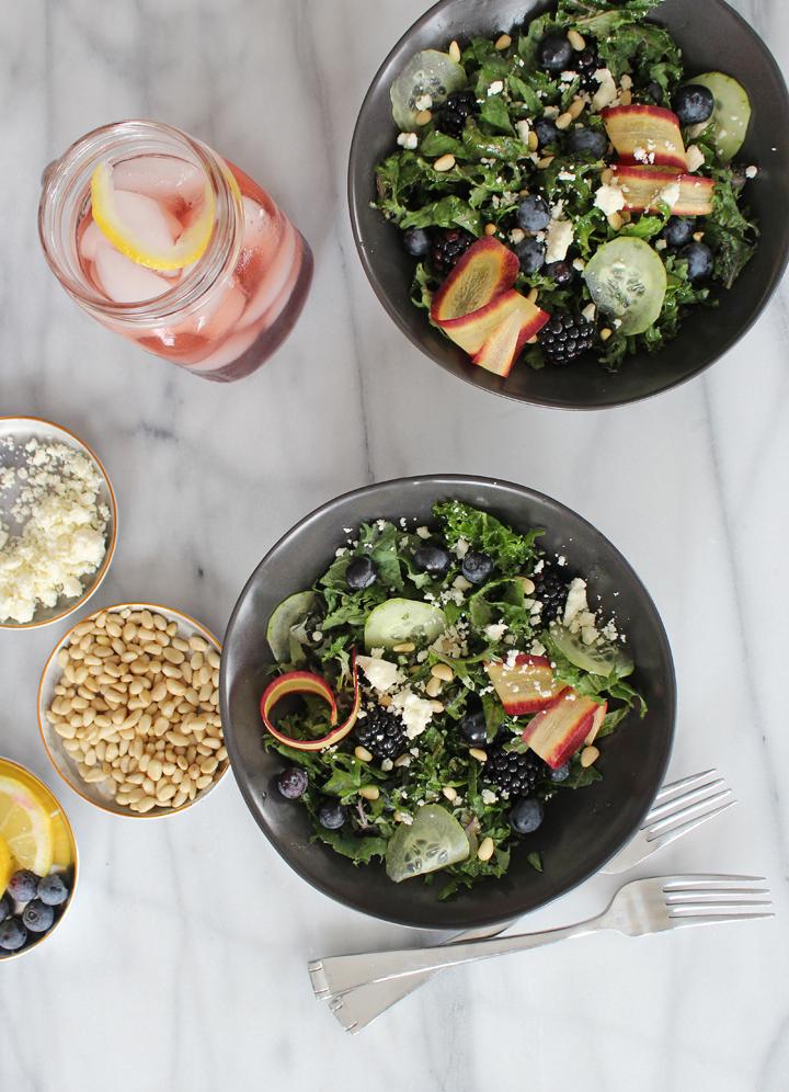 PlatedColor.com Salad 8