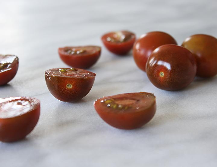 PlatedColor.com Quinoa and Raab Salad4