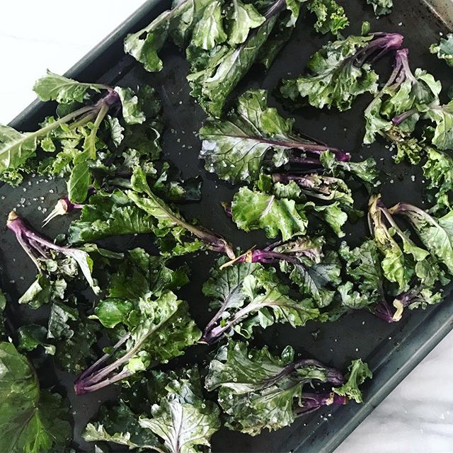 Kalettes from the one and only @bloomsburyfarm 🖤 A cross between kale and brussels.. I tossed them in olive oil and generously salted the pan before roasting them in the oven to a crisp. I devoured this entire bunch with a side of quinoa, feta, avocado, and a splash of lemon juice. Hmmm K. YUM. #bloomsburyfarm #eatclean #farmtotable #feedfeed #kalettes #yum #bonappetit #f52grams #thekitchn #kinfolktable #shoplocal #nashville #foodphotography