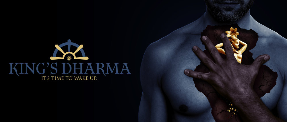 King's Dharma  Promotional Banner