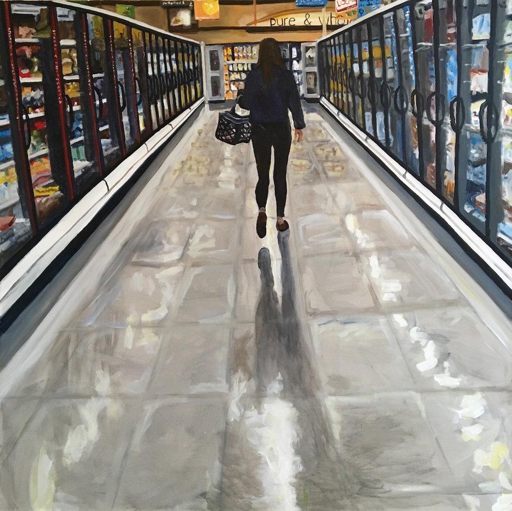 Walk Down the Aisle/Cold Feet