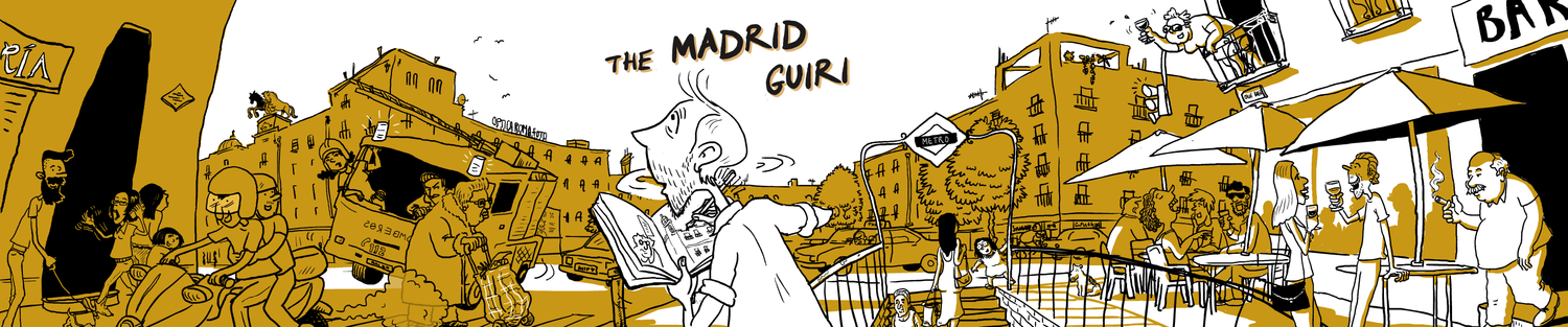 The Madrid Guiri