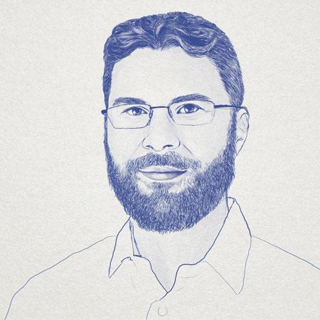 Portrait: Jon