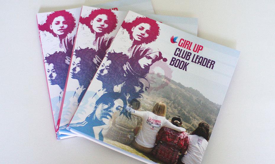 Girl Up Leader Book