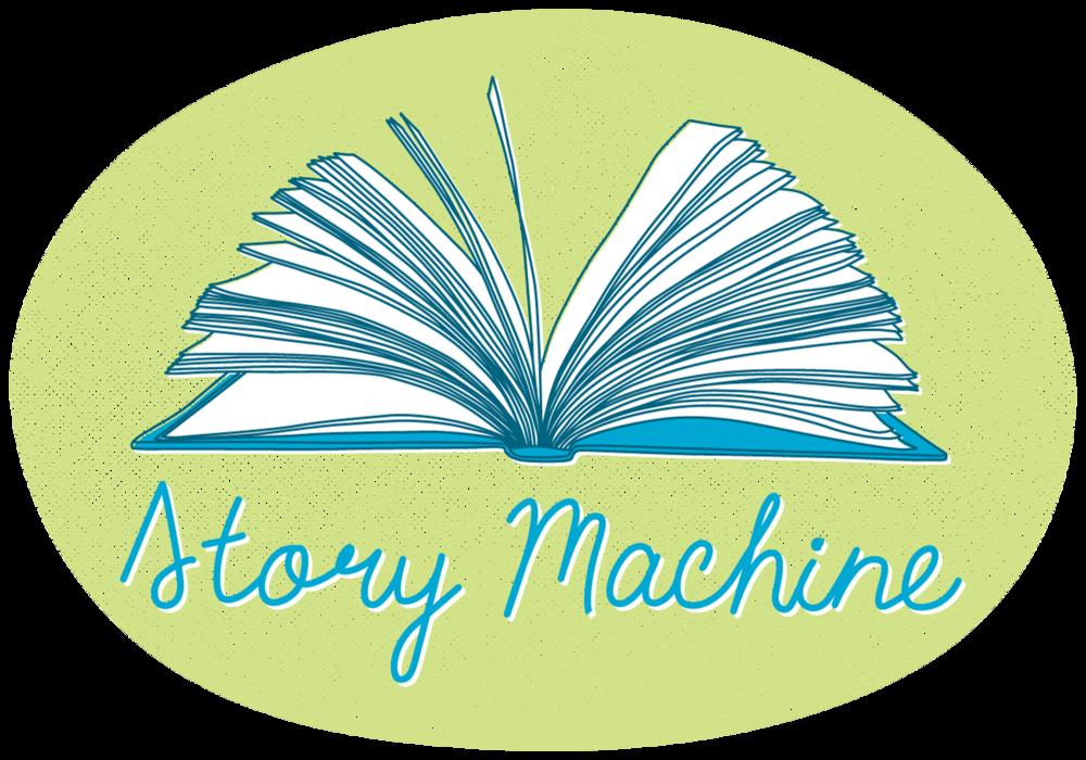 Logo design for  Story Machine