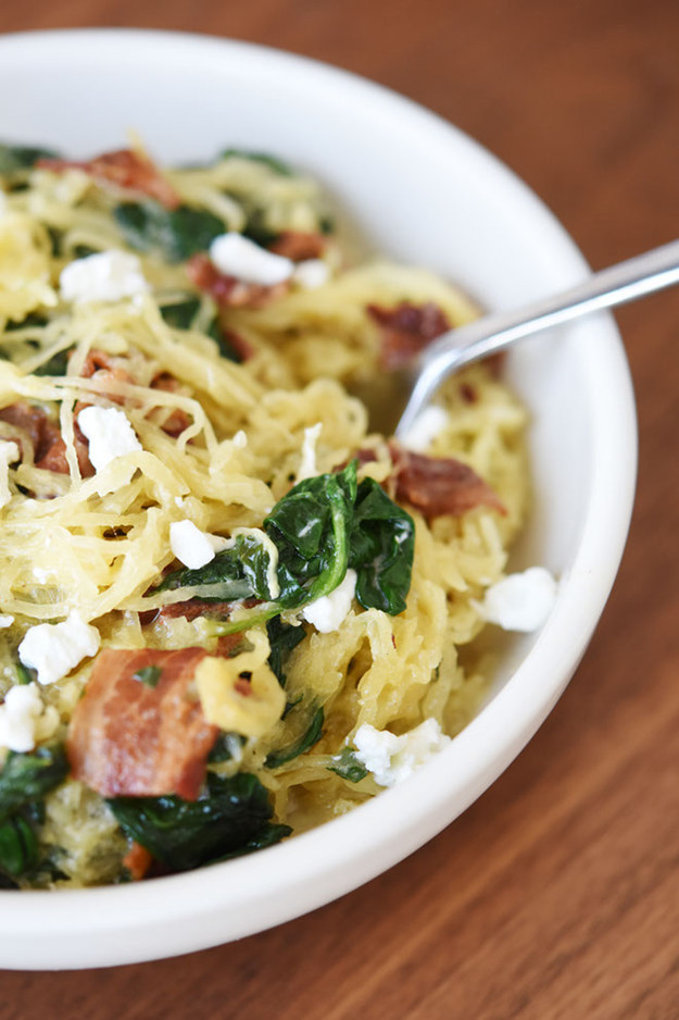 https://www.buzzfeed.com/christinebyrne/spaghetti-squash-with-bacon-spinach-and-goat-cheese?utm_term=.gm3qOJYDG#.rc206oW4b