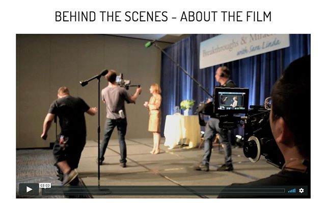 Watch the behind the scenes video at http://ow.ly/rIIA30noRE3