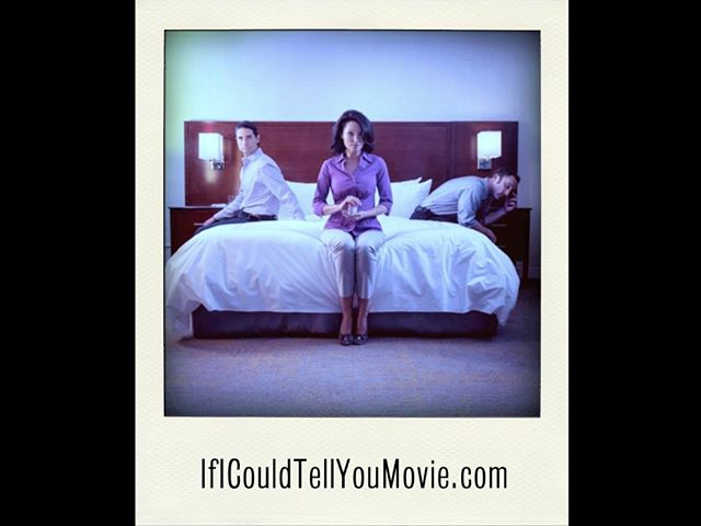 Whatcha doing this weekend? http://IfICouldTellYouMovie.com