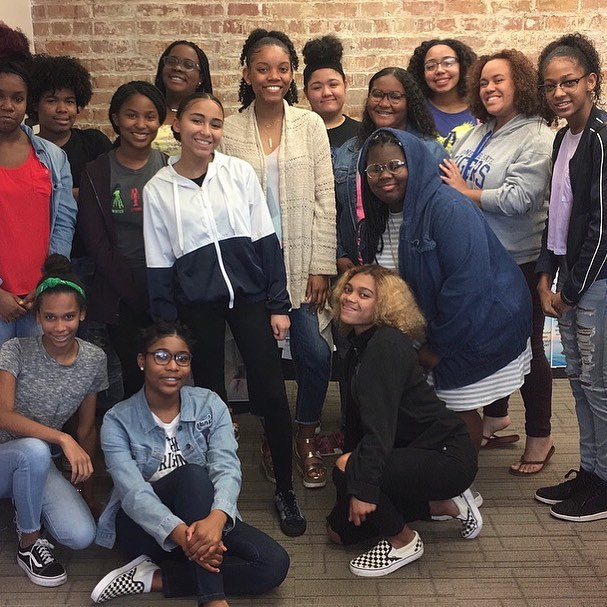 TODAY!!!!! @thewellbeing1 Tune into the Well Being on WBOK today from 1-2PM. We're sharing the 🎤 with @beelegacyprep and @thebeautifulfoundationinc to discuss the significance of organizations that empower girls of color to shape their own social and economic agenda through mentorship, innovation, creativity, and digital media and entrepreneurship. #InnovateHER