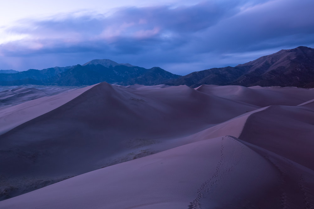 Great Sand Dunes - Colorado