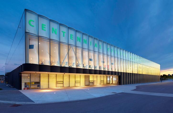 Centennial College Athletic & Wellness Centre