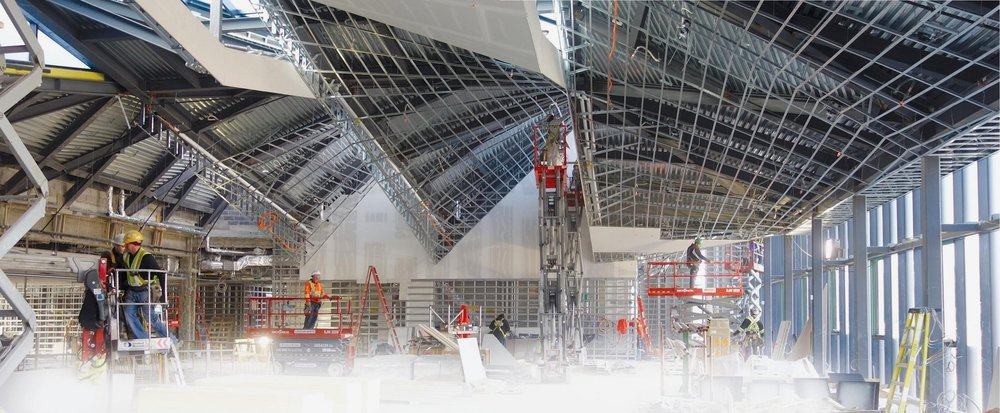 Nelmar Drywall earns recognition for innovative project    read more