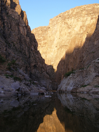 Mariscal Canyon, Big Bend