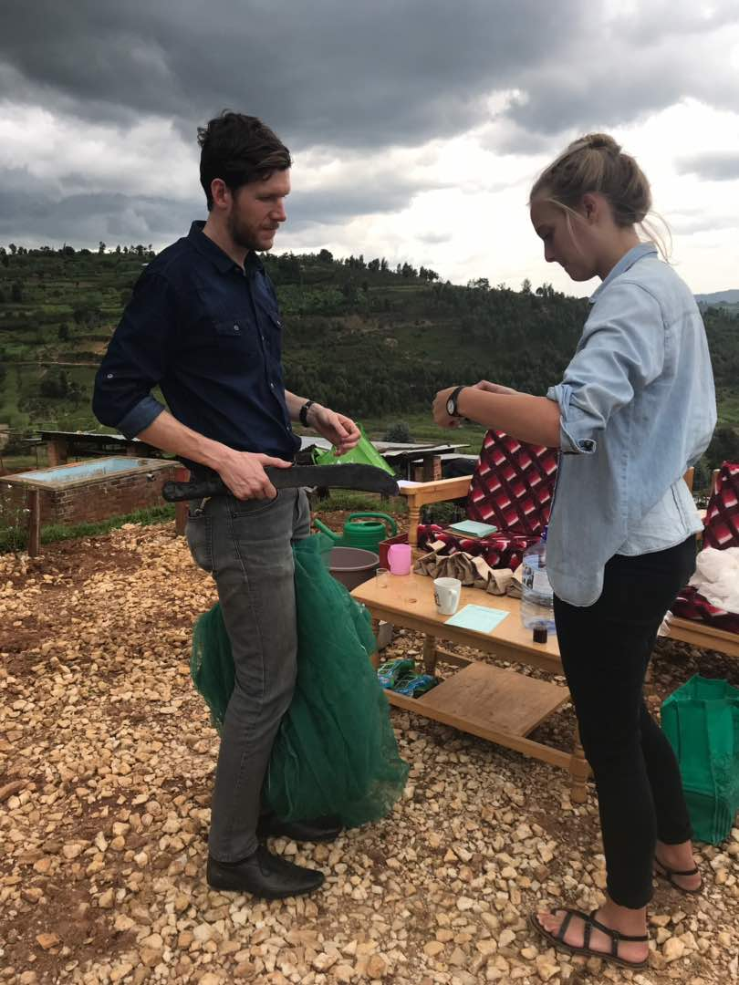 Andrew Abram served as a Peace Corps volunteer in Malawi and is in his second year of Peace Corps Response as a part of the STOMP initiative.