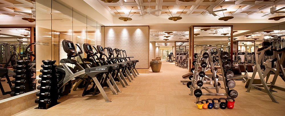The 10 Best Hotel Gyms In Las Vegas Fittest Travel