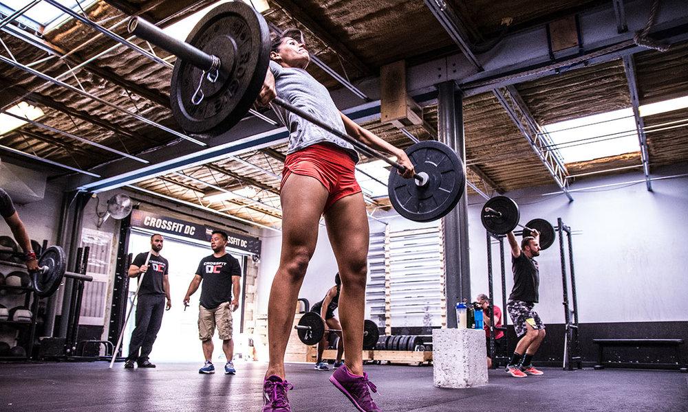 Photo: CrossFit DC