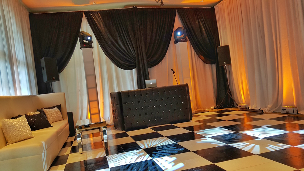 Image, Drape & Lighting  |  The Production Crew Furniture  |  AFR Rentals Design  |  Stonehouse Events