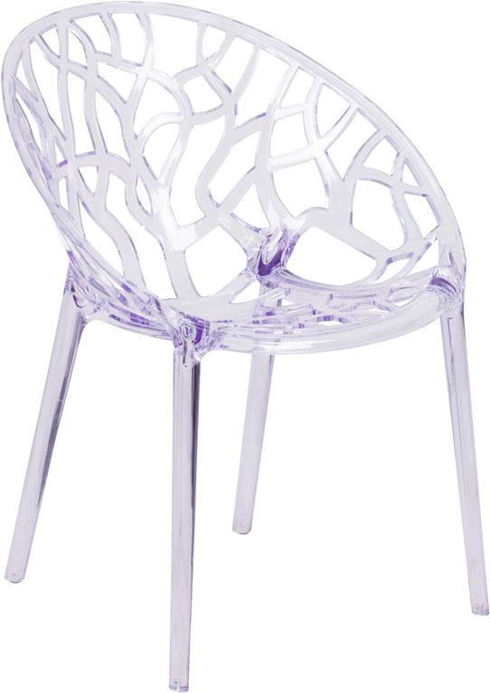 Acrylic Lounge Chair