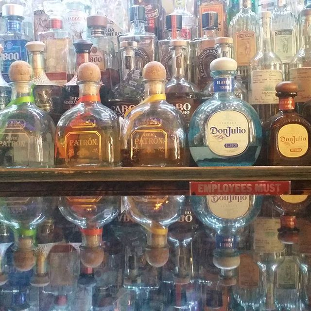 #Tequila on #SaintPatricksDay? Why not? #HappyHour every day til 7pm!! #brooklyn #mezcalsrestaurant