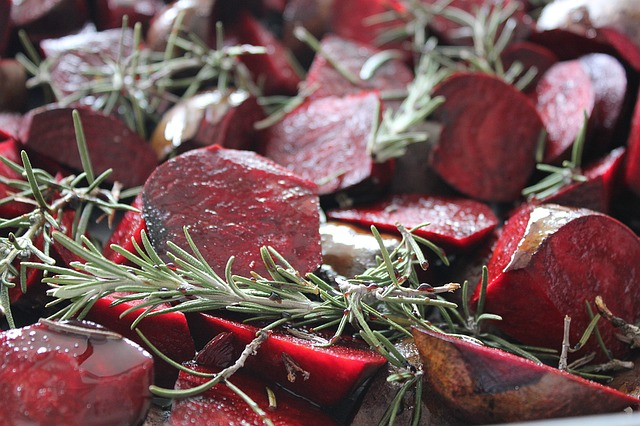 Roasted Beets - I volunteered at a cancer resource center where we cooked meals and provided nutrition education for cancer patients in treatment. We often served roasted beets and they were always a big hit. There is a quick and easy recipe below in the resources section. Give them a try!
