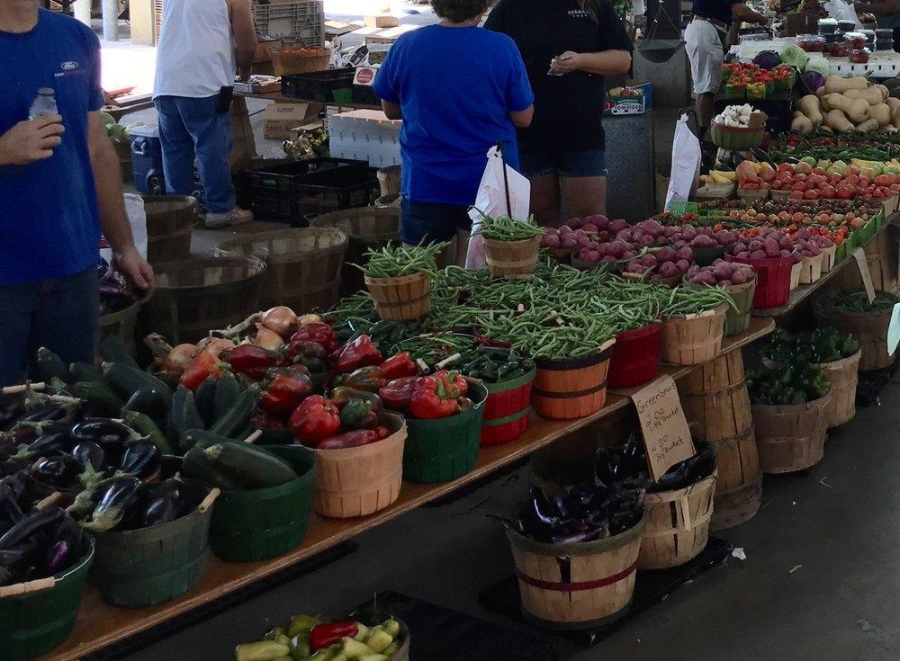 Eastern Market - Detroit MI
