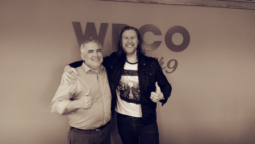 Phil Nee @ WRCO Richland Centre, WI