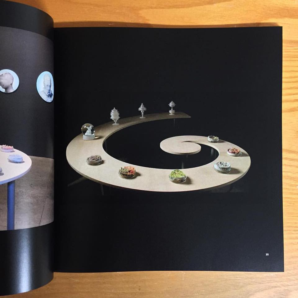 Objects of Wonder Catalog and Schwartzman's table design