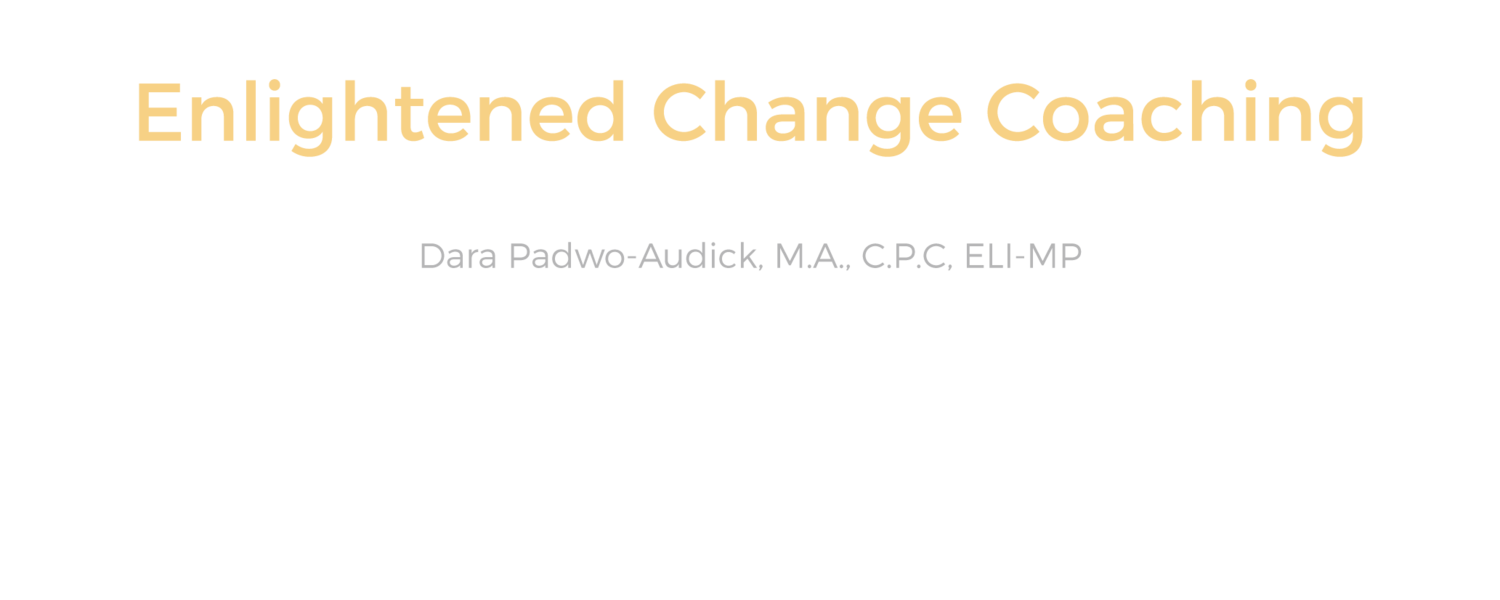 Enlightened Change Coaching