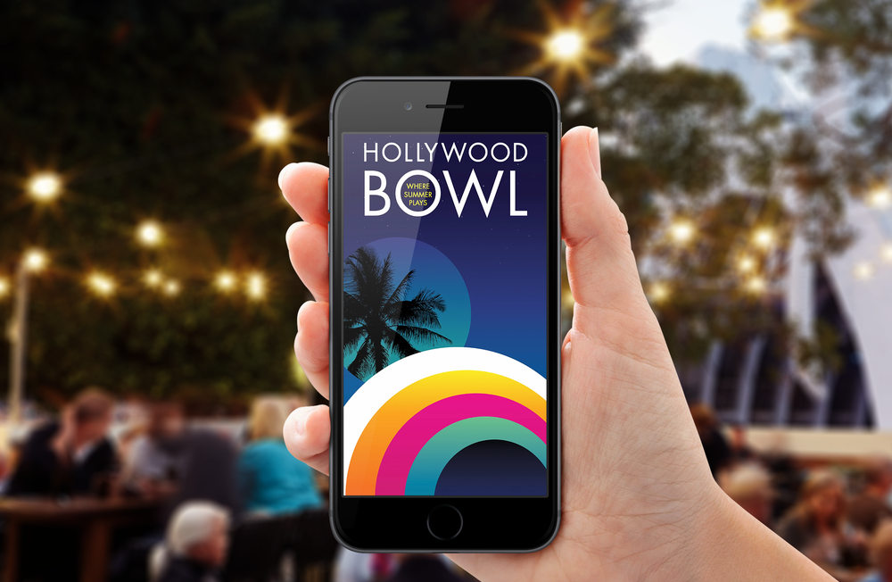 Hollywood Bowl App