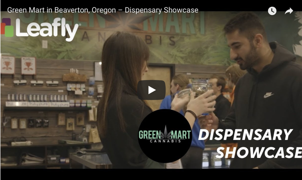 Dispensary Showcase by Leafly