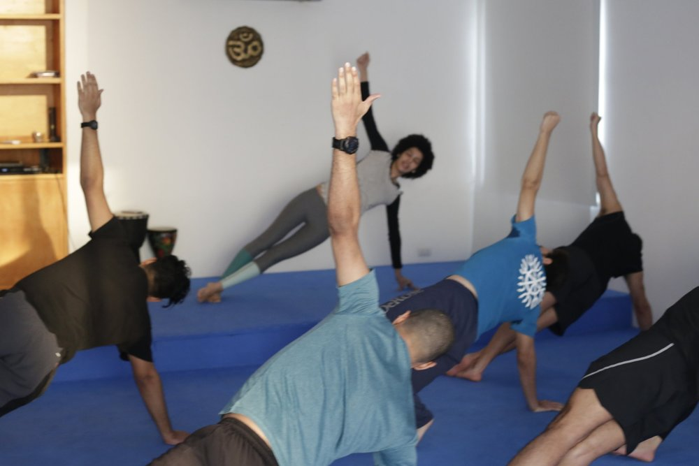 yoga santo domingo