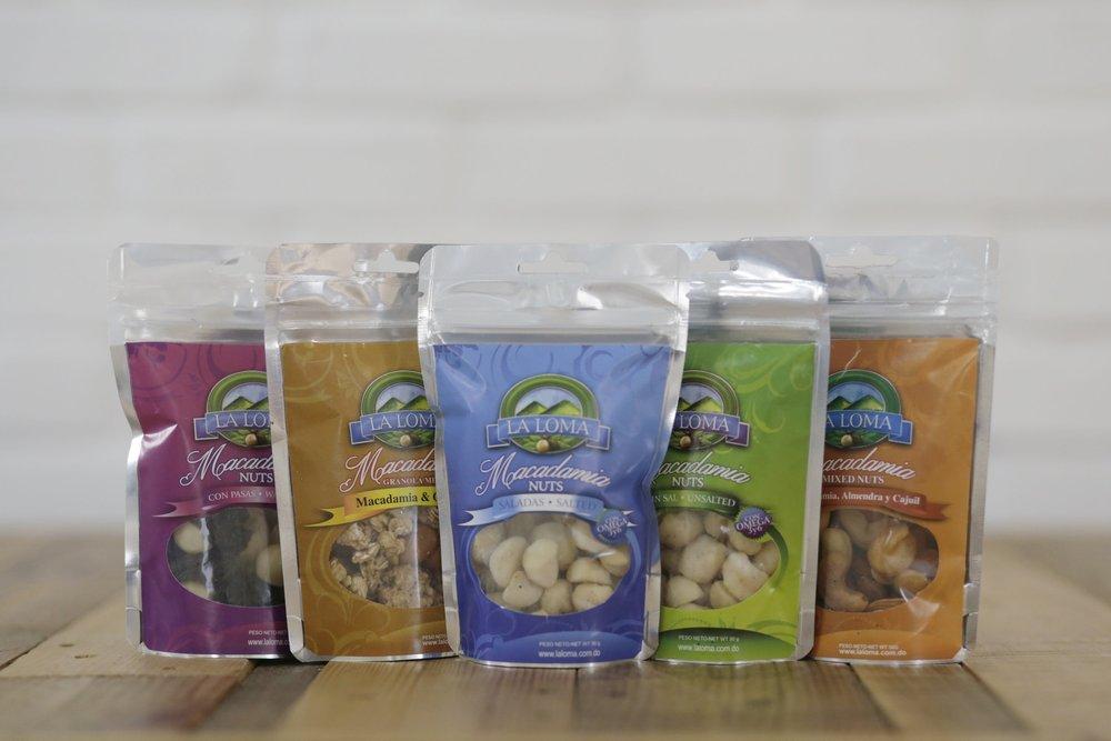 macadamia galletas