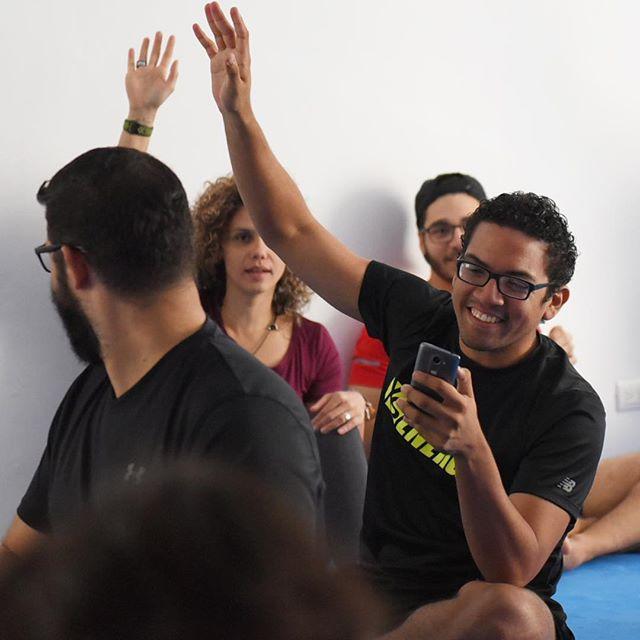 ¿Quién está listo para nuestro próximo workshop? 🙋🏻♂️🙋🏽♂️🙋🏽♀️🙋🏻♀️