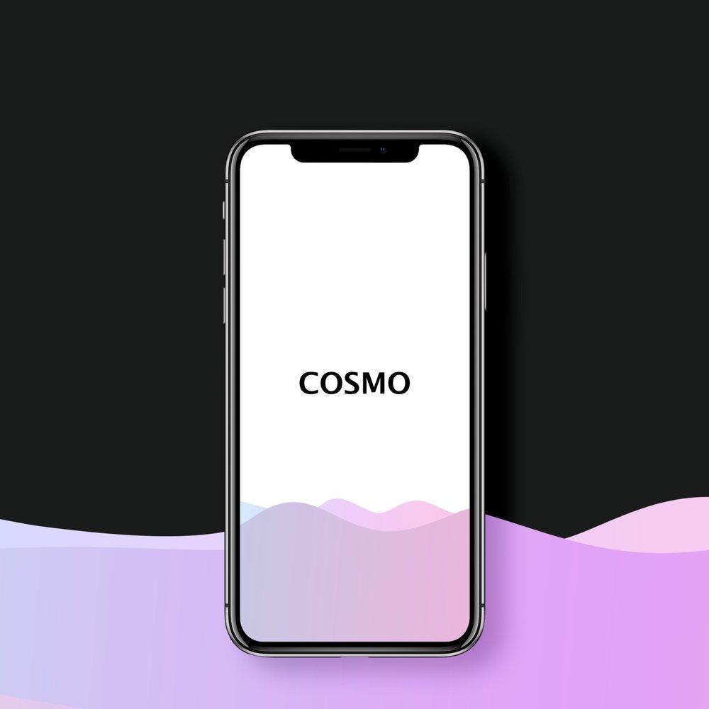 COSMO \ at Cornell Tech   # mobileApp