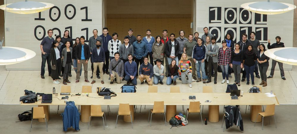 hackseq17 was a resounding success! Big thanks to all the participants, team leaders, and volunteers.