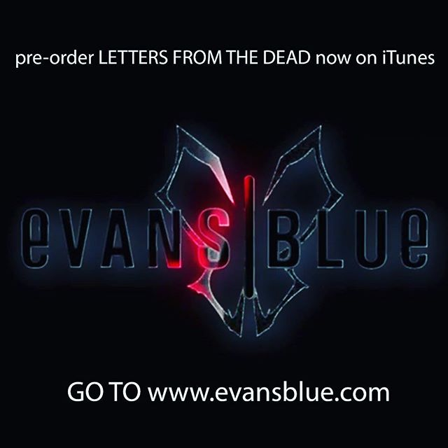 The Pre-Order is ON!  To get your new EB, click the link in our bio or go to www.evansblue.com #EBnation #EBsoundtrack #EBLFTD415