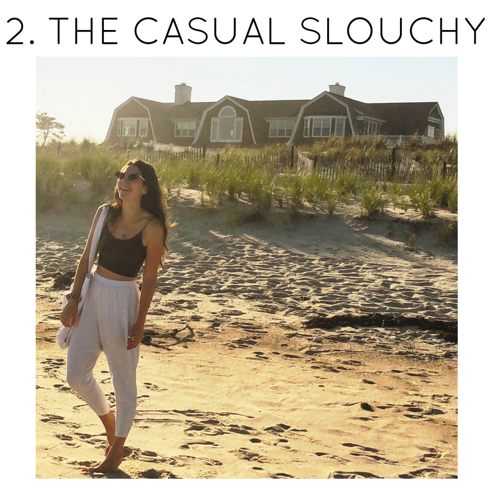 How to Wear Sustainable Slouchy Pants from Miakoda - Casual Wear