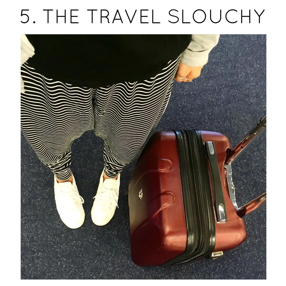 How to Wear Sustainable Slouchy Pants - Luxury Travel
