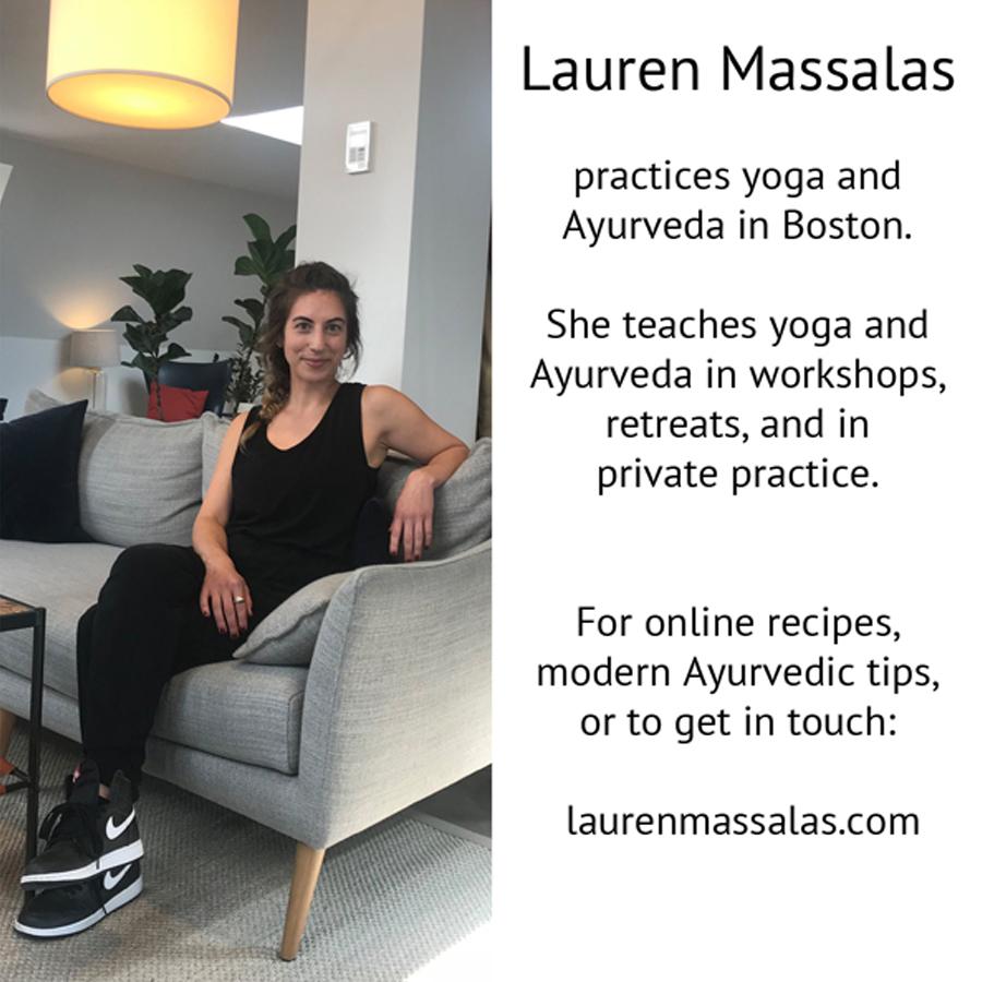 To get in touch with Lauren:    http://www.laurenmassalas.com/
