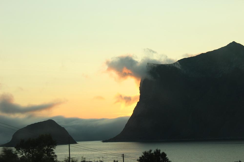 Leknes, Norway - 2014