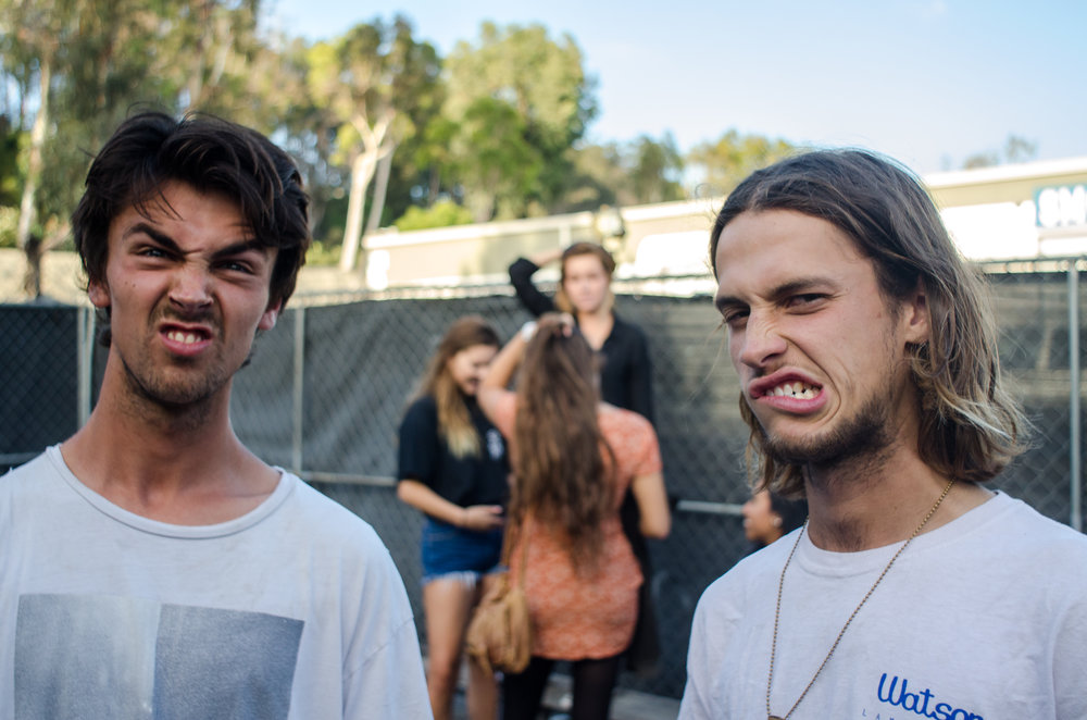 After show vibe w/ Ace P. & Jonah PC: Jon Campbell @da_birdseyeview