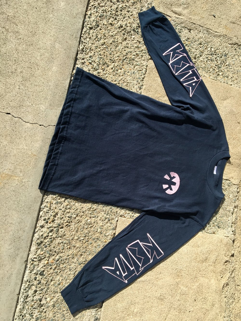 Navy Blue w/ Pink ink... Regular $40... Holiday $20.... For direct sale.Contact: keita71@cox.net