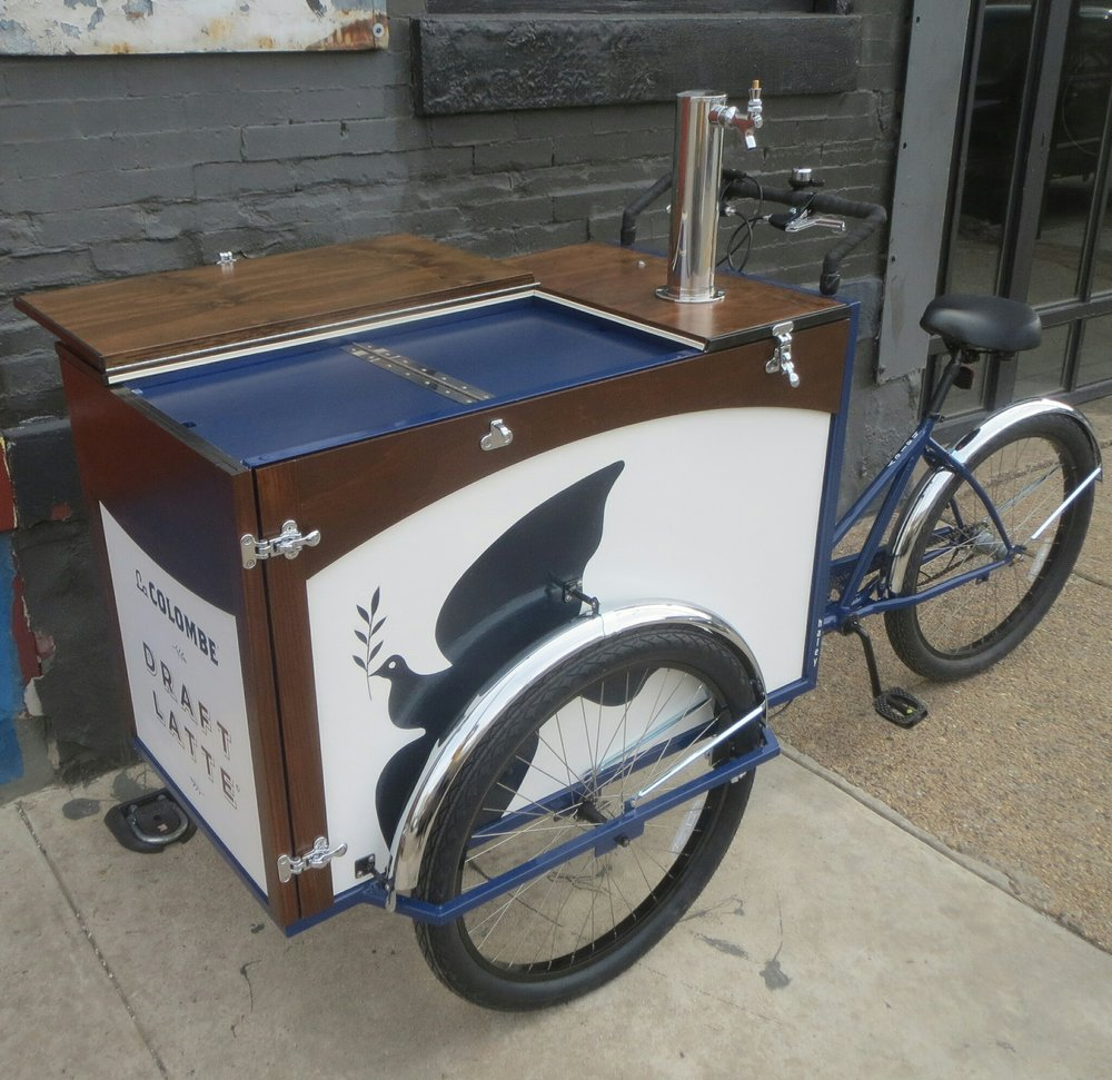 La Colombe Coffee Trike