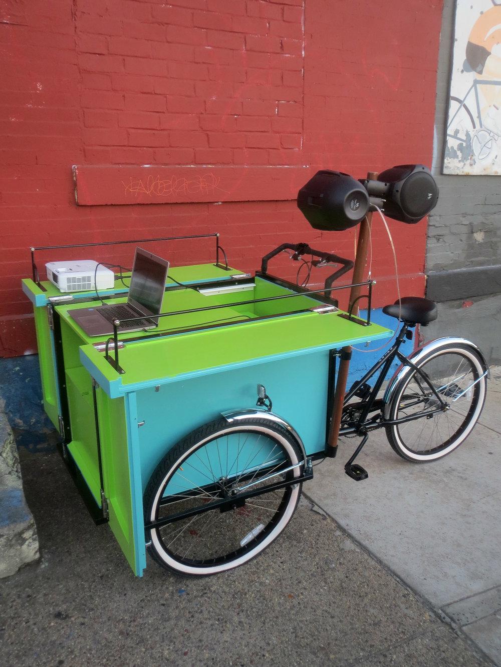 Pflugervillt, TX Projector Trike